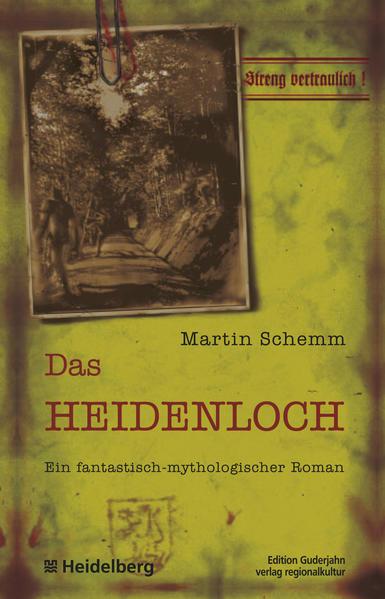 Das Heidenloch - Coverbild