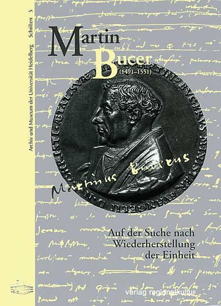 Martin Bucer (1491-1551) - Coverbild