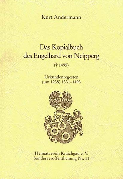 Das Kopialbuch des Engelhard von Neipperg - Coverbild