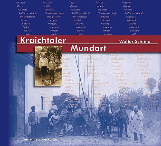 Kraichtaler Mundart - Coverbild