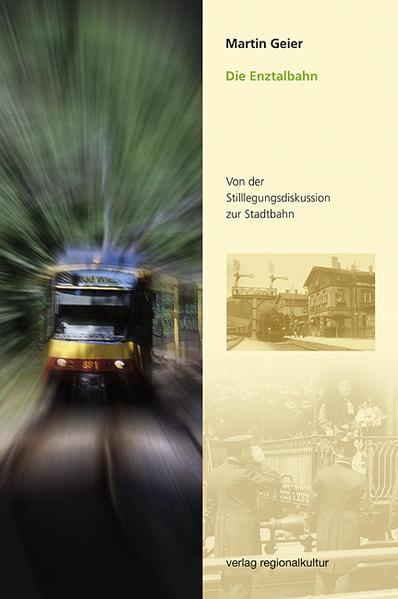 Die Enztalbahn - Coverbild