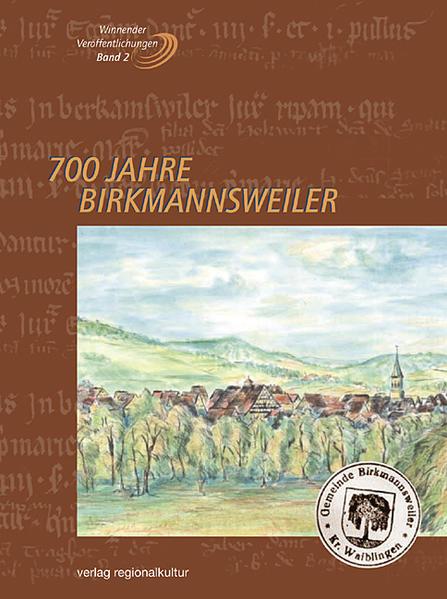 700 Jahre Birkmannsweiler - Coverbild