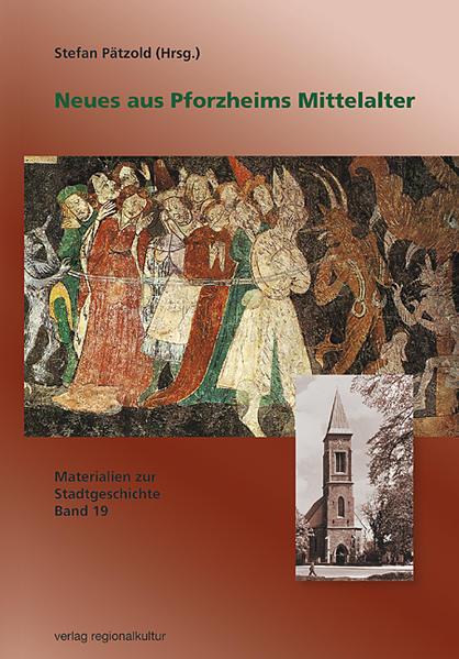 Neues aus Pforzheims Mittelalter - Coverbild