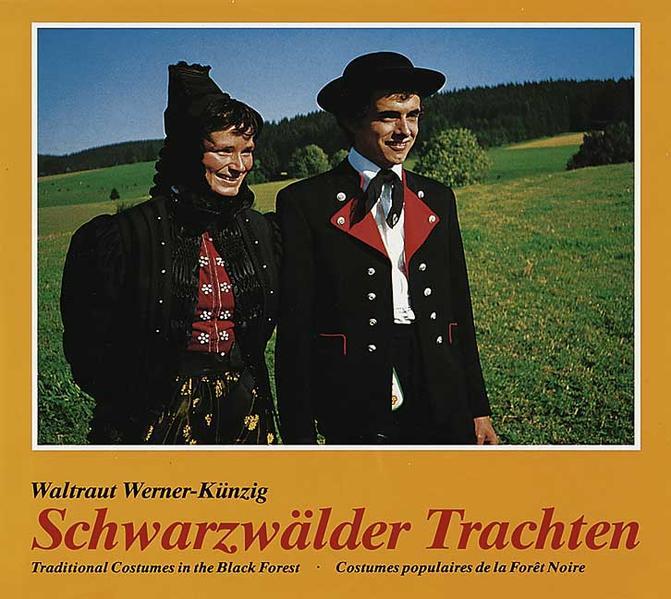 Schwarzwälder Trachten - Coverbild