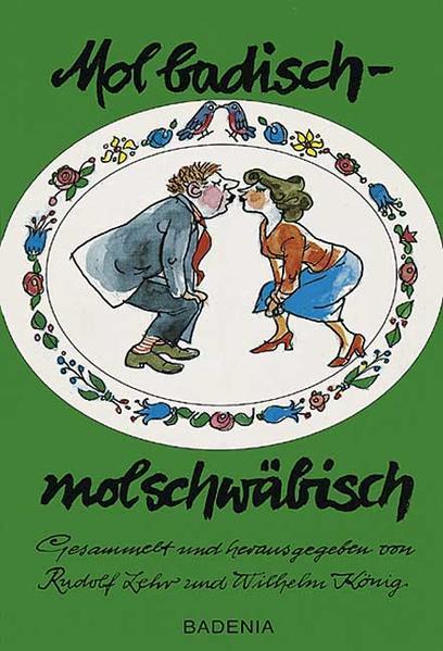 Mol badisch - mol schwäbisch - Coverbild