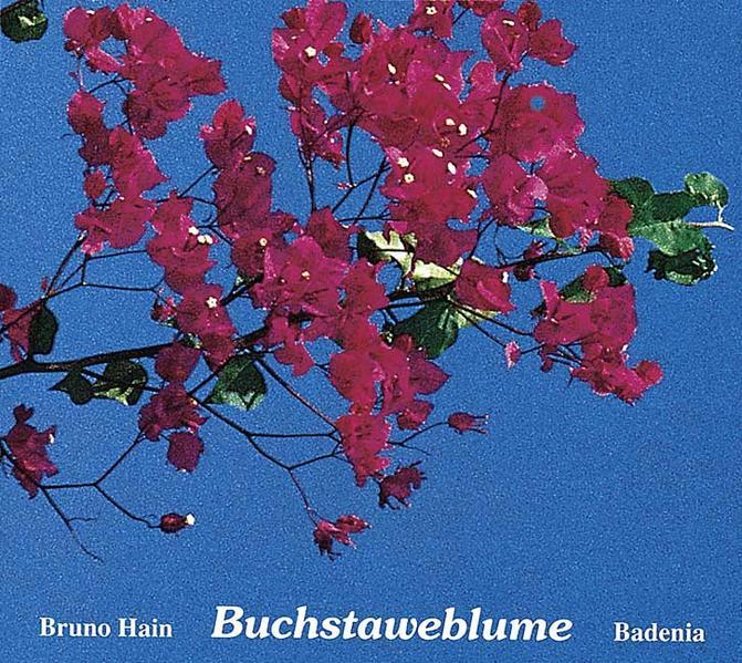 Buchstaweblume - Coverbild