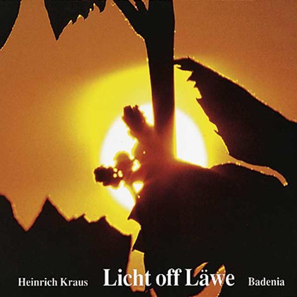 Licht off Läwe - Coverbild