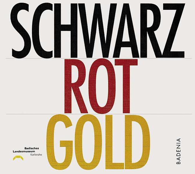 Schwarz - Rot - Gold - Coverbild