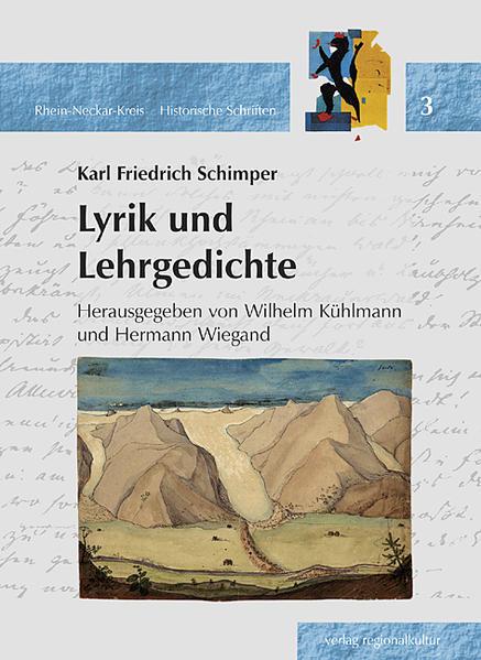 Karl Friedrich Schimper (1803-1867) - Lyrik und Lehrgedichte - Coverbild
