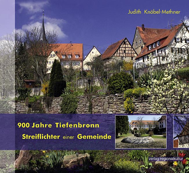 900 Jahre Tiefenbronn - Coverbild