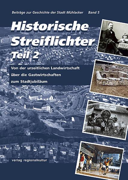 Historische Streiflichter - Coverbild