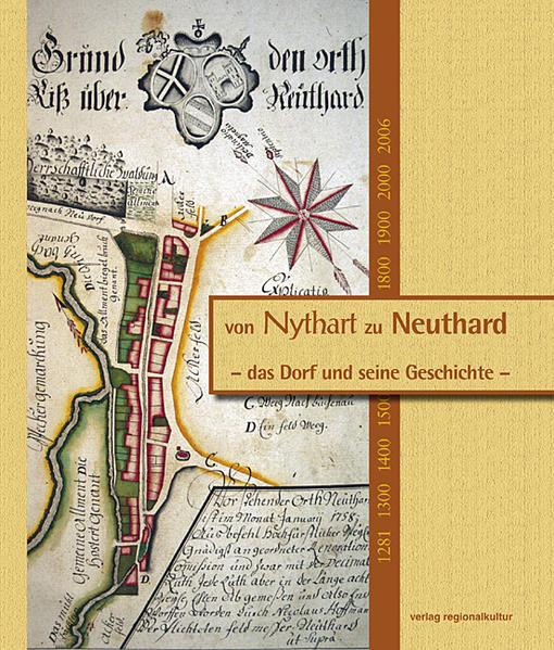 Von Nythart zu Neuthard - Coverbild