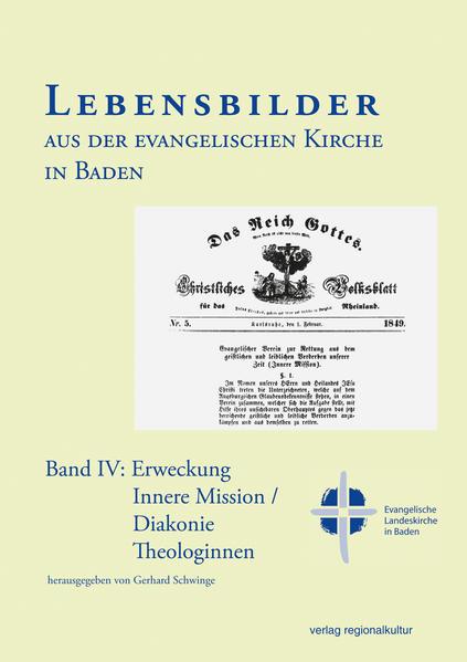 Lebensbilder aus der evangelischen Kirche in Baden - Coverbild