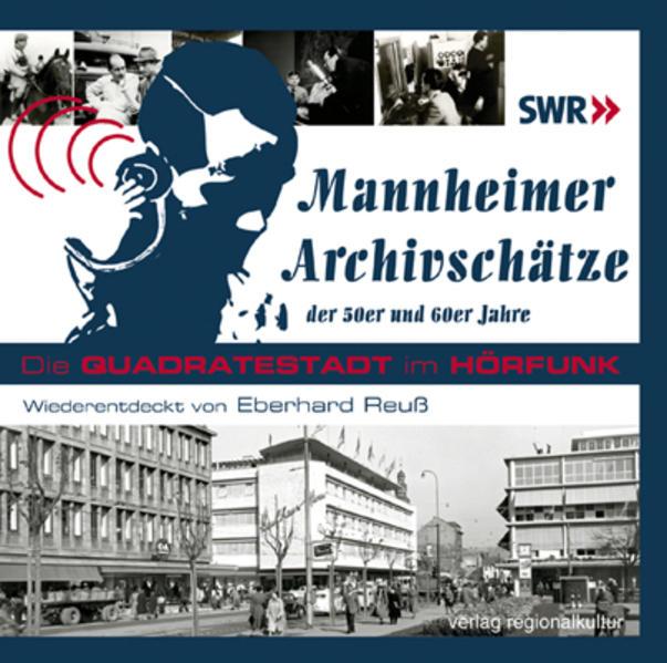 Mannheimer Archivschätze der 50er und 60er Jahre - Coverbild