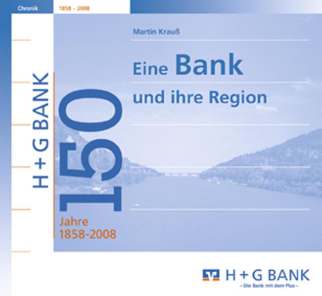 Eine Bank und Ihre Region - Coverbild