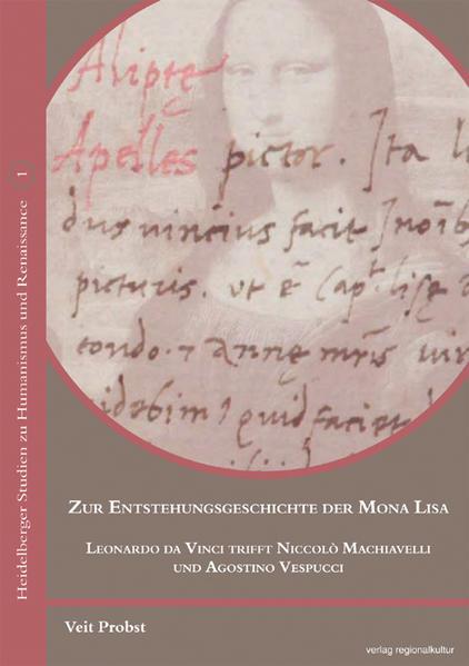Zur Entstehungsgeschichte der Mona Lisa - Coverbild
