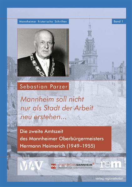 Mannheim soll nicht nur als Stadt der Arbeit neu erstehen... - Coverbild
