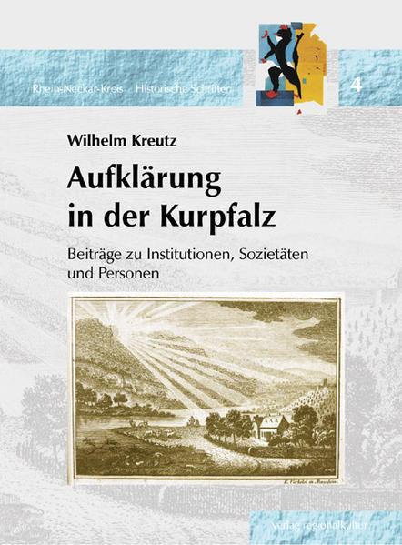 Aufklärung in der Kurpfalz - Coverbild