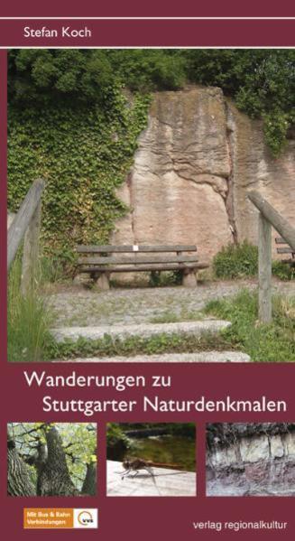 Wanderungen zu Stuttgarter Naturdenkmalen - Coverbild
