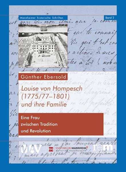 Louise von Hompesch (1775/77–1801) und ihre Familie - Coverbild