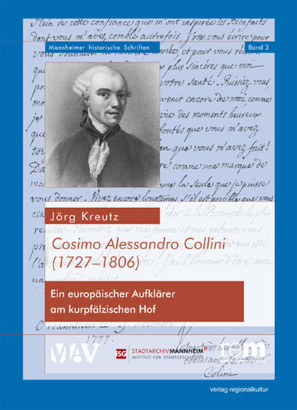 Cosimo Alessandro Collini (1727-1806) - Coverbild