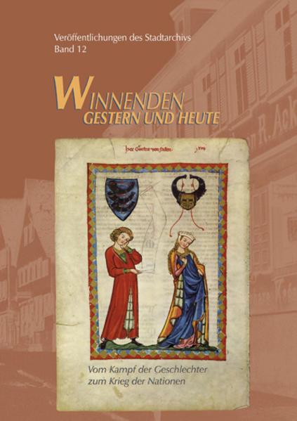 Winnenden - Gestern und heute - Coverbild
