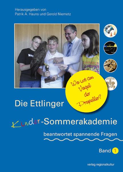 Die Ettlinger Kinder-Sommerakademie beantwortet spannende Fragen - Coverbild