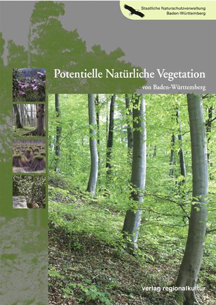 Potentielle Natürliche Vegetation von Baden-Württemberg - Coverbild