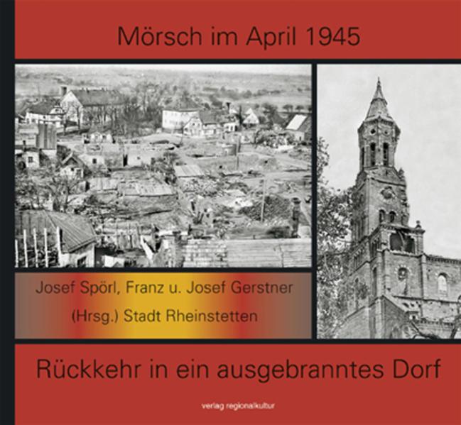 Mörsch im April 1945 - Coverbild