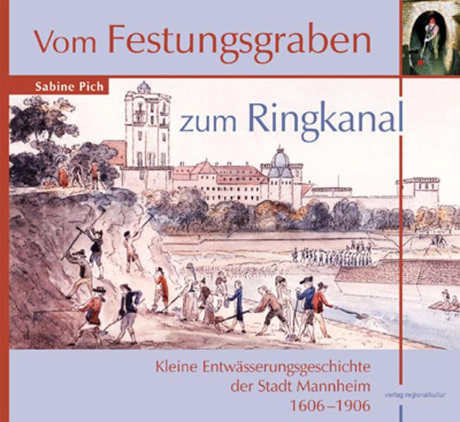 Vom Festungsgraben zum Ringkanal - Coverbild