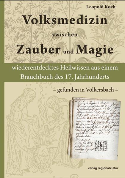 Volksmedizin zwischen Zauber und Magie - Coverbild