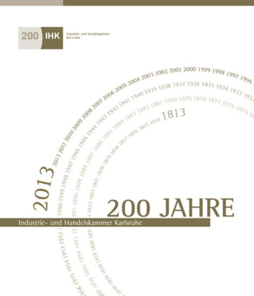 200 Jahre IHK Karlsruhe - Coverbild