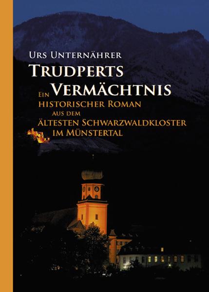 Trudperts Vermächtnis - Coverbild