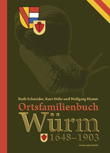 Ortsfamilienbuch Würm - Coverbild
