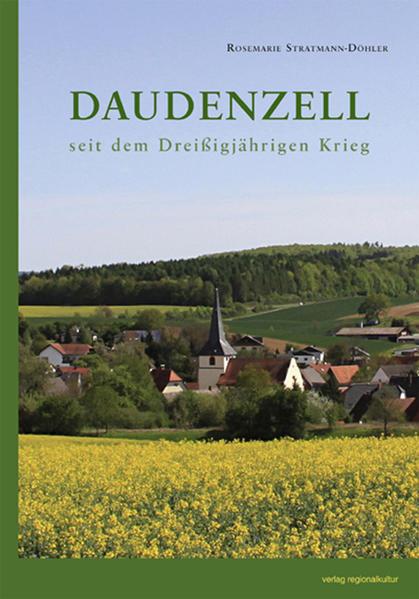 Daudenzell seit dem Dreißigjährigen Krieg - Coverbild