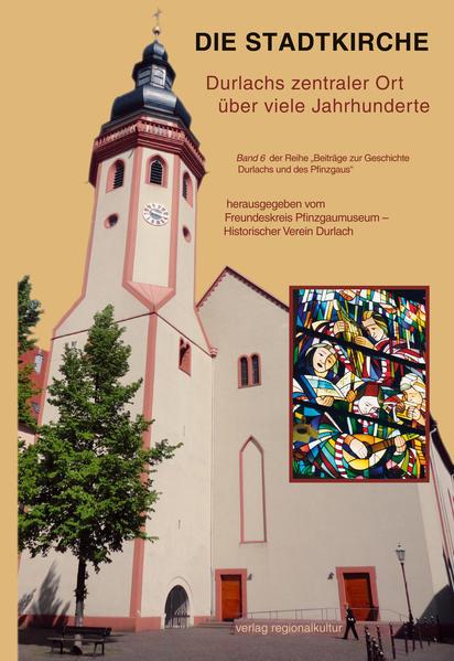 Die Stadtkirche - Coverbild