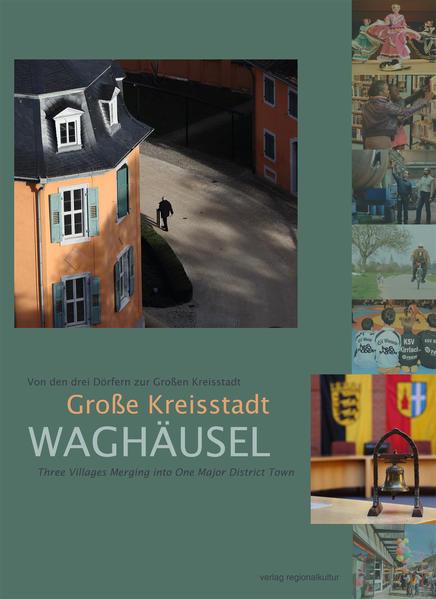 Große Kreisstadt Waghäusel - Coverbild