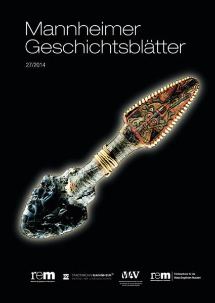Mannheimer Geschichtsblätter - Coverbild