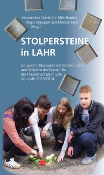 Stolpersteine in Lahr - Coverbild