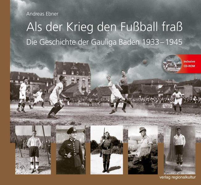 Als der Krieg den Fußball fraß - Coverbild