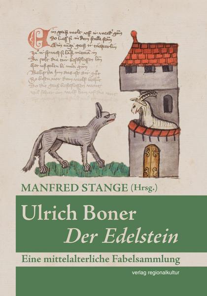 Ulrich Boner, Der Edelstein - Coverbild