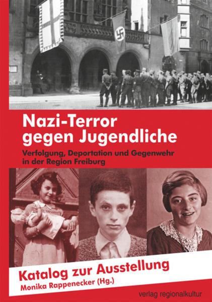 Nazi-Terror gegen Jugendliche - Coverbild