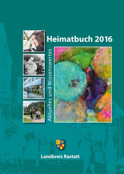 Heimatbuch 2016 - Coverbild