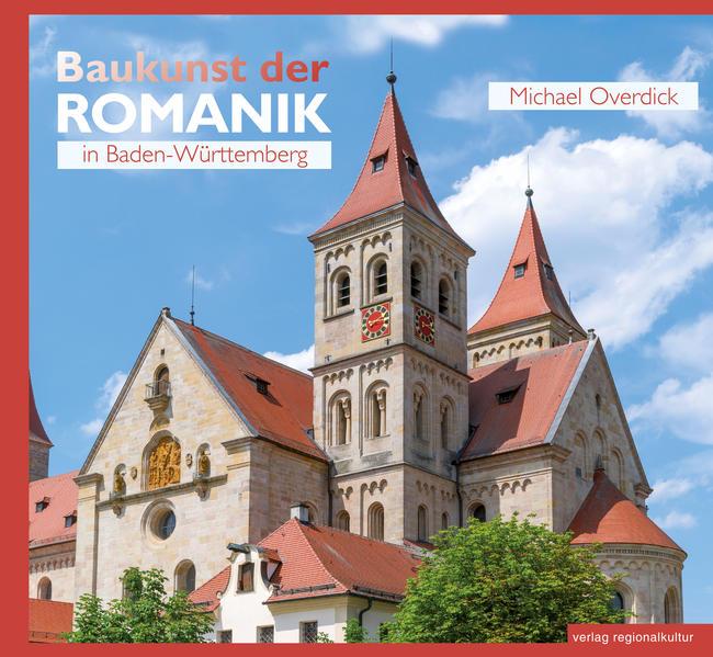 Baukunst der Romanik in Baden-Württemberg - Coverbild