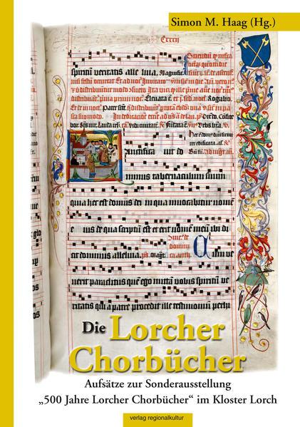 Die Lorcher Chorbücher - Coverbild