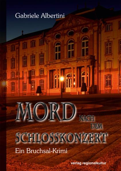 Mord nach dem Schlosskonzert - Coverbild