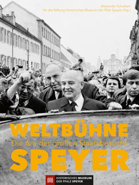 Weltbühne Speyer - Coverbild