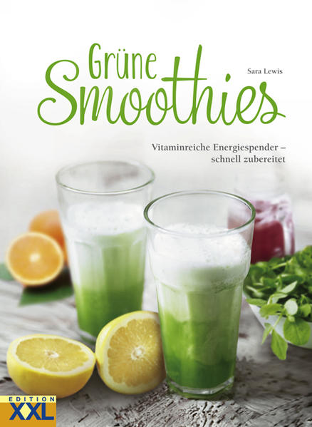Grüne Smoothies - Coverbild