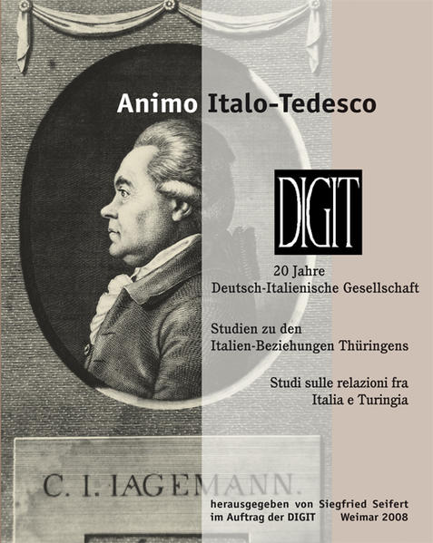Animo italo-tedesco - Coverbild