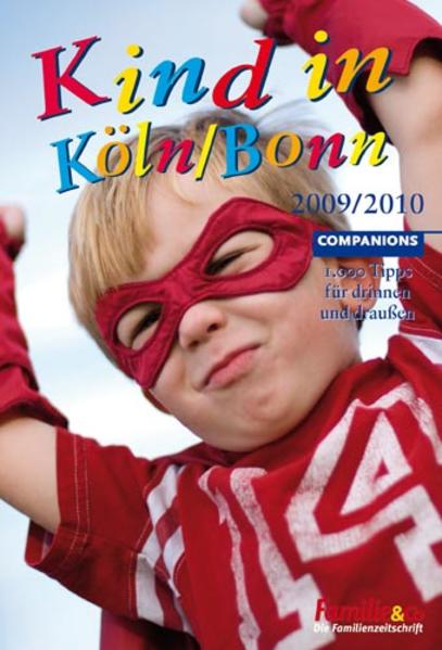 Kind in Köln/Bonn 2009/2010 - Coverbild